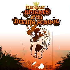 artwork knights of the diving school